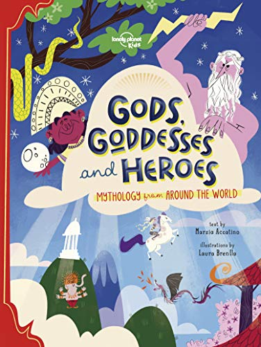 Gods, Goddesses, and Heroes