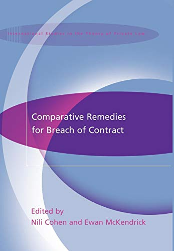 Comparative Remedies for Breach of Contract