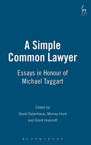 A Simple Common Lawyer