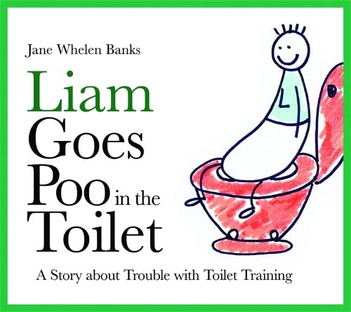 Liam Goes Poo in the Toilet