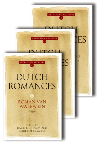 Dutch Romances (3 volume paperback set)