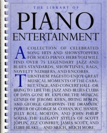 The Library Of Piano Entertainment