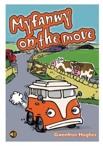All Eyes and Ears Series: Myfanwy on the Move