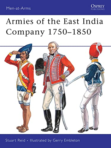 Armies of the East India Company 1750-1850