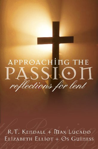 Approaching the Passion
