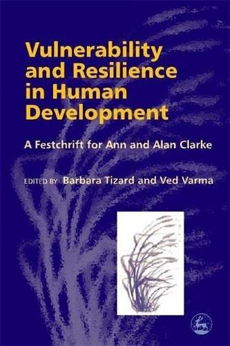 Vulnerability and Resilience in Human Development