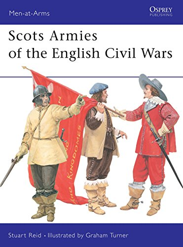 Scots Armies of the English Civil War