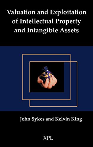 Valuation of Intellectual Property Assets