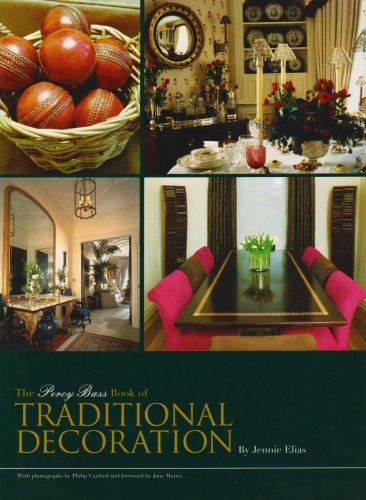 The Percy Bass Book of Traditional Decoration