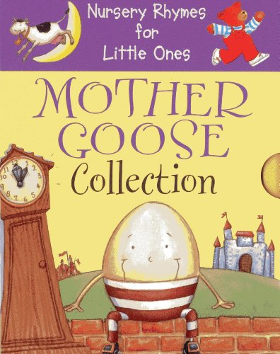 Nursery Rhymes for Little Ones: Mother Goose Collection: