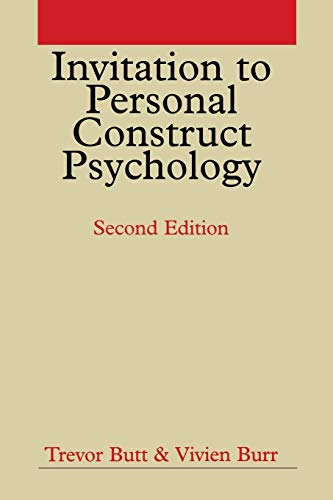 Invitation to Personal Construct Psychology