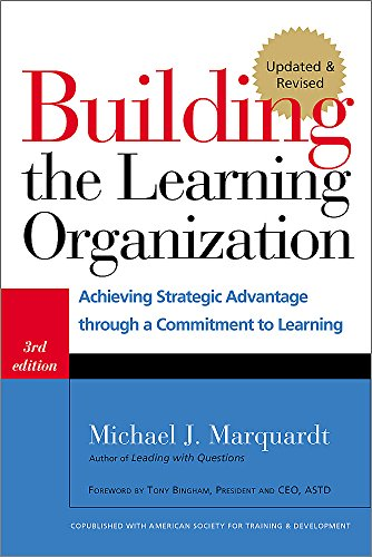 Building the Learning Organization