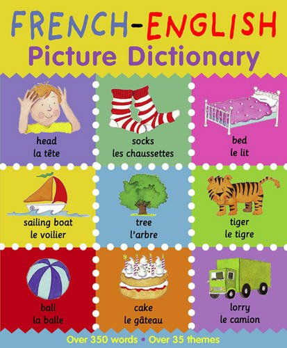 Picture Dictionary French-English