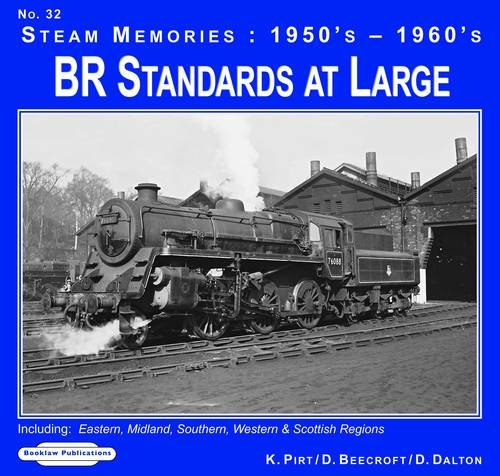 1950's-1960's BR Standards at Large: 32