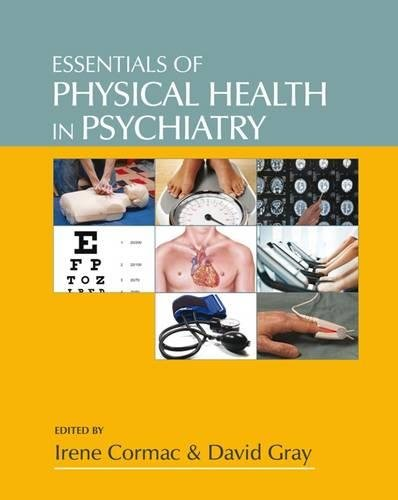 Essentials of Physical Health in Psychiatry