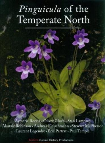 Pinguicula of the Temperate North: 1
