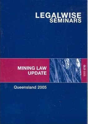 Mining Law Update
