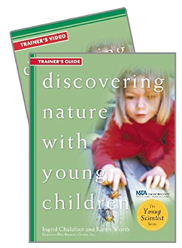 Discovering Nature with Young Children Trainer's Set with DVD