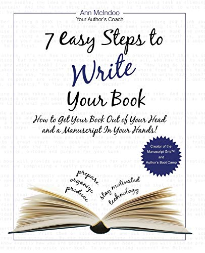 7 Easy Steps to Write Your Book
