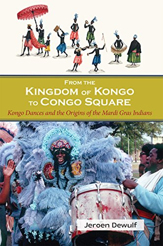 From the Kingdom of Kongo to Congo Square