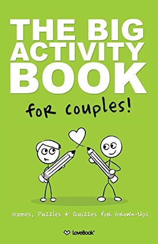 The Big Activity Book for Gay Couples