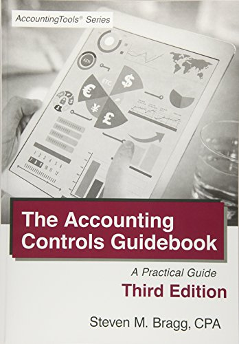 Accounting Controls Guidebook