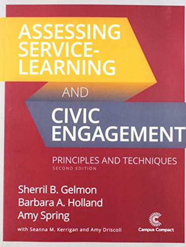 Assessing Service-Learning and Civic Engagement
