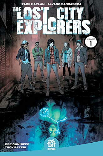 The Lost City Explorers, Vol 1