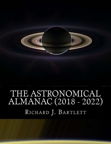 The Astronomical Almanac (2018 - 2022)