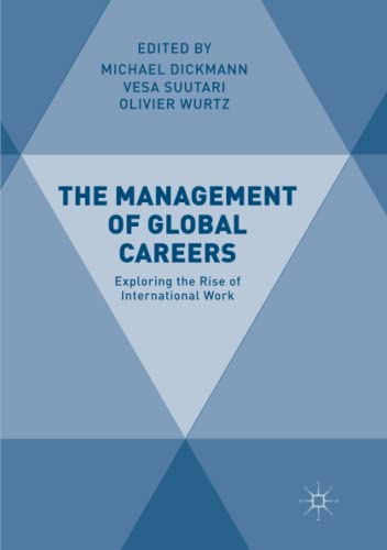 The Management of Global Careers
