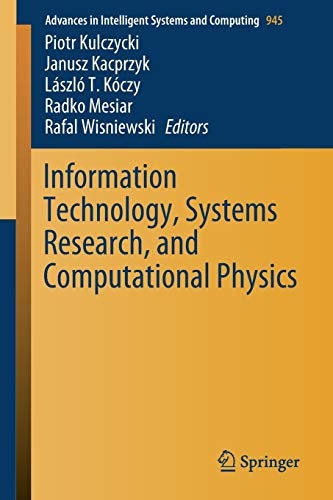 Information Technology, Systems Research, and Computational Physics