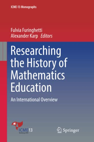 Researching the History of Mathematics Education