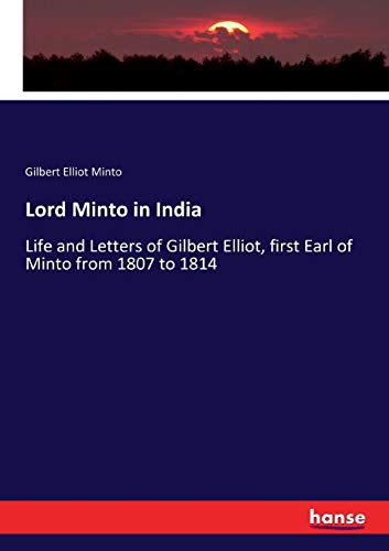 Lord Minto in India