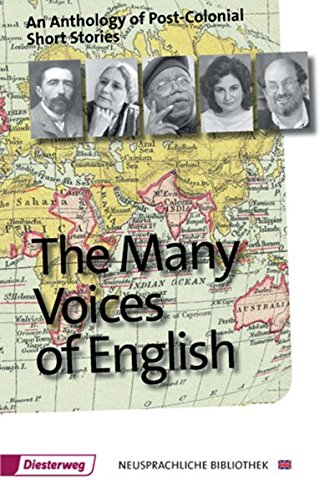 The many voices of English