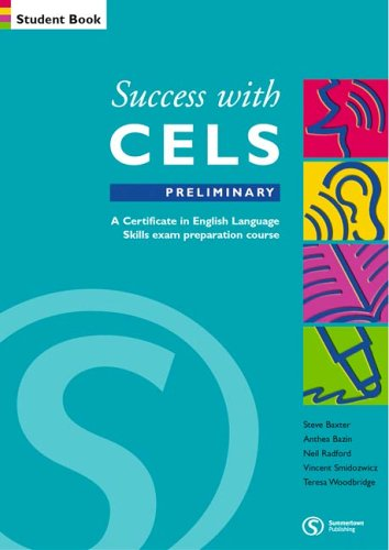 Success with CELS Preliminary, Student's Book w. Audio-CD