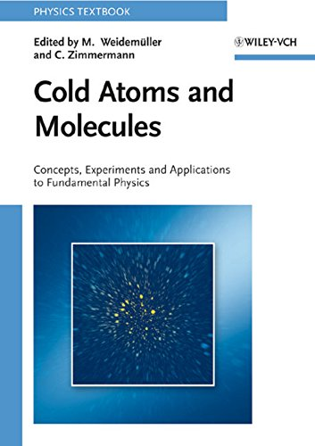 Cold Atoms and Molecules