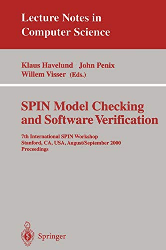 SPIN Model Checking and Software Verification