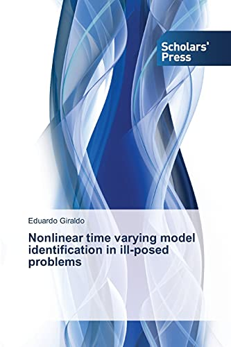 Nonlinear time varying model identification in ill-posed problems