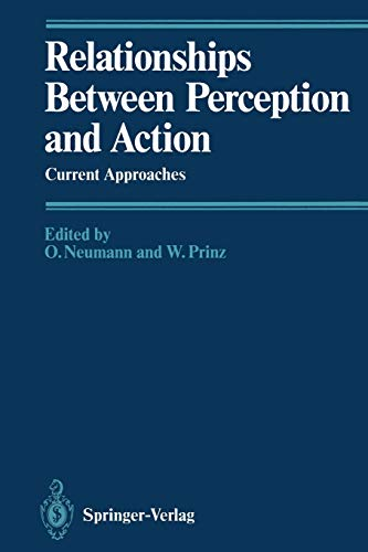 Relationships Between Perception and Action
