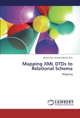 Mapping XML DTDs to Relational Schema