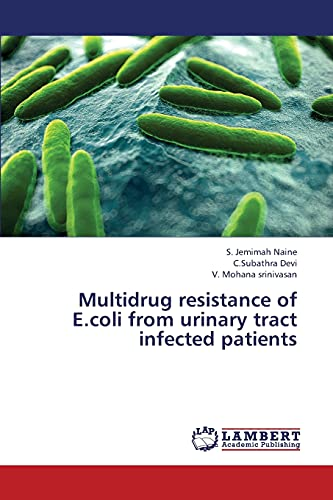 Multidrug Resistance of E.Coli from Urinary Tract Infected Patients