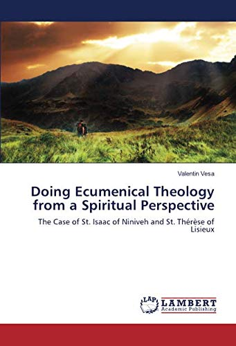 Doing Ecumenical Theology from a Spiritual Perspective