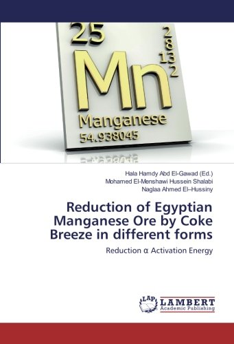 Reduction of Egyptian Manganese Ore by Coke Breeze in different forms