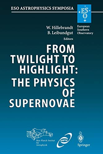 From Twilight to Highlight: The Physics of Supernovae