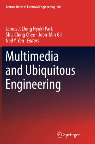 Multimedia and Ubiquitous Engineering