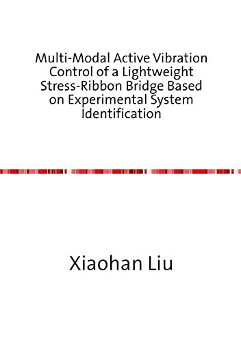 Multi-Modal Active Vibration Control of a Lightweight Stress-Ribbon Bridge Based on Experimental System Identification