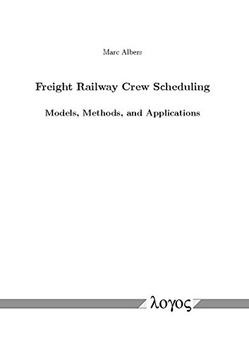 Freight Railway Crew Scheduling -- Models, Methods, and Applications