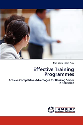 Effective Training Programmes