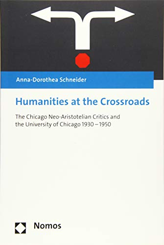 Humanities at the Crossroads