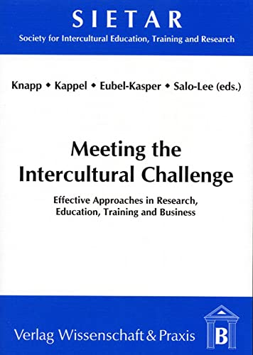 Meeting the Intercultural Challenge